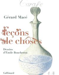 Leçons de choses : dessins d'Emile Boucheron