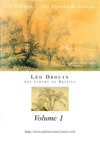 Léo Drouyn, les albums de dessins. Volume 1, Izon et la presqu'île