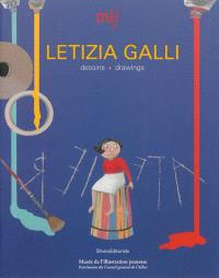 Letizia Galli : dessins, drawings