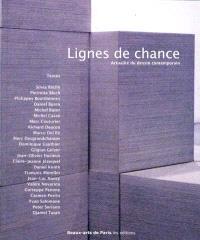 Lignes de chance : actualité du dessin contemporain : exposition, Fondation d'entreprise Ricard, 9-28 mars 2010