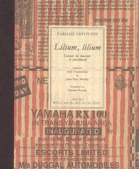Lilium, lilium : carnet de dessins = a sketchbook