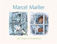 Marcel Marlier : du croquis à l'illustration