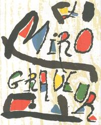 Miro engraver : catalogue raisonné. Volume 4, 1976-1983