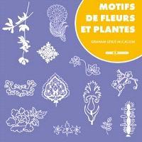 Motifs de fleurs et plantes