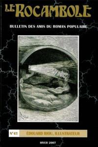 Rocambole (Le). n° 41, Edouard Riou, illustrateur