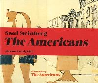 Saul Steinberg : the Americans : exposition, Cologne, Museum Ludwig, du 23 mars au 23 juin 2013