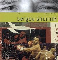 Sergey Snurnik : graphiste, plasticien