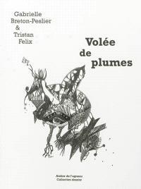 Volée de plumes : duo de trente-six dessins à la plume et à l'encre de Chine, 2008-2011
