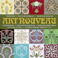 Art nouveau : motifs de carreaux