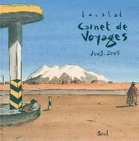 Carnet de voyages : 2003-2005