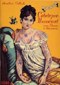 Joe Mootattoo : catalogue universel pour dames et messieurs