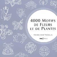 4.000 motifs de fleurs et de plantes