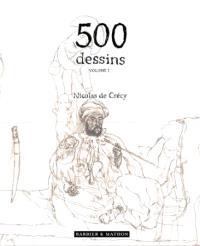 500 dessins. Volume 1