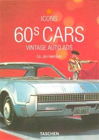60s cars : vintage auto ads