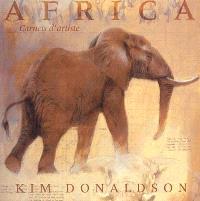 Africa : carnets d'artiste