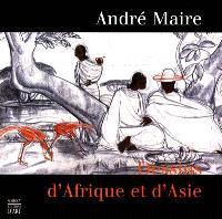 André Maire, dessins d'Afrique et d'Asie : exposition, Boulogne-Billancourt, Musée des années 30, 1er avril-14 août 2001