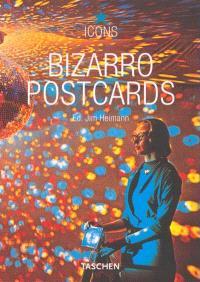 Bizarro postcards