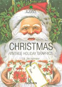 Christmas : vintage holiday graphics