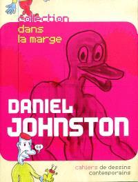 Daniel Johnston : cahiers de dessins contemporains