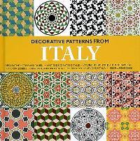 Decorative patterns from Italy = Dekorative Motive aux Italien = Motifs décoratifs d'Italie
