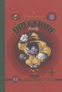 Drugstore family : spécial cartoon : 53 front covers magazine