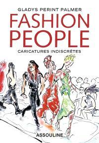 Fashion people : caricatures indiscrètes