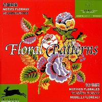 Floral patterns : motifs floraux = Floral patterns : blumenmuster = Floral patterns : motivos florales