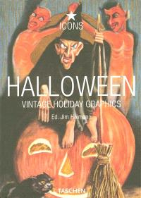 Halloween : vintage holiday graphics