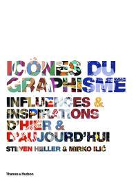 Icônes du graphisme : influences et inspirations d'hier et d'aujourd'hui