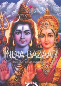 India bazaar : vintage Indian graphics