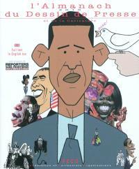 L'almanach du dessin de presse et de la caricature : 2010