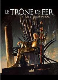Le trône de fer, art et illustrations