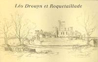 Léo Drouyn, les albums de dessins. Volume 7, Le château de Roquetaillade