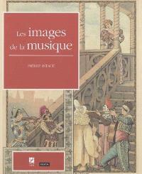 Les images de la musique : exposition, La Louvière, Centre de la gravure et de l'image imprimée de la Communauté française de Belgique, 22 janv.-17 avril 2005