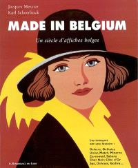 Made in Belgium : un siècle d'affiches belges