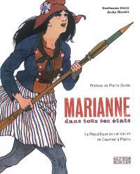 Marianne dans tous ses états : la République en caricature de Daumier à Plantu
