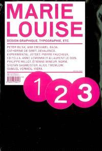 Marie Louise. n° 1-3