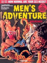 Men's adventure magazines in postwar America : the Rich Oberg collection