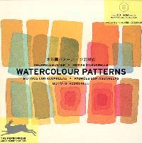 Motifs d'aquarelle = Watercolour patterns = Aquarellmuster