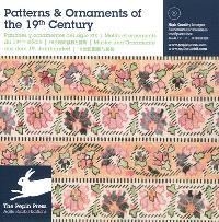 Motifs et ornements du 19e siècle = Patterns & ornaments of the 19th century