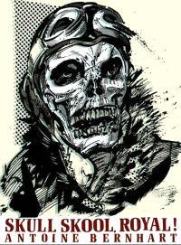 Skull skool, royal !