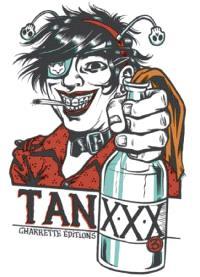 Tanxxx. Volume 3