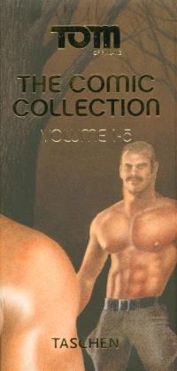 Tom of Finland : the comic collection : volume 1-5