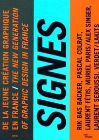 Trebruk : exposition Signes de la jeune création graphique en France, Paris, Centre Pompidou, du 9 au 28 mai 2001