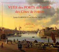 Vues des ports et rades des côtes de France