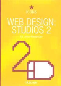 Web Design : studios. Volume 2