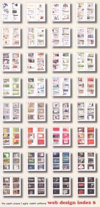 Web design index. Volume 6