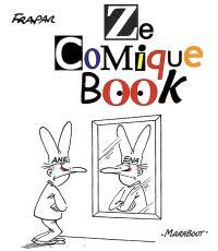 Ze comique book