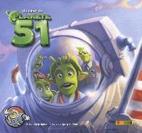 Au coeur de Planète 51