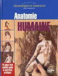 Dessiner l'anatomie humaine